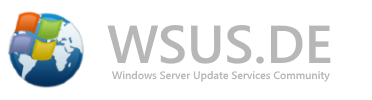 WSUS.DE - Windows Server Update Services Community